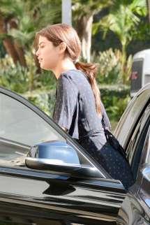 Selena Gomez Beverly Hills