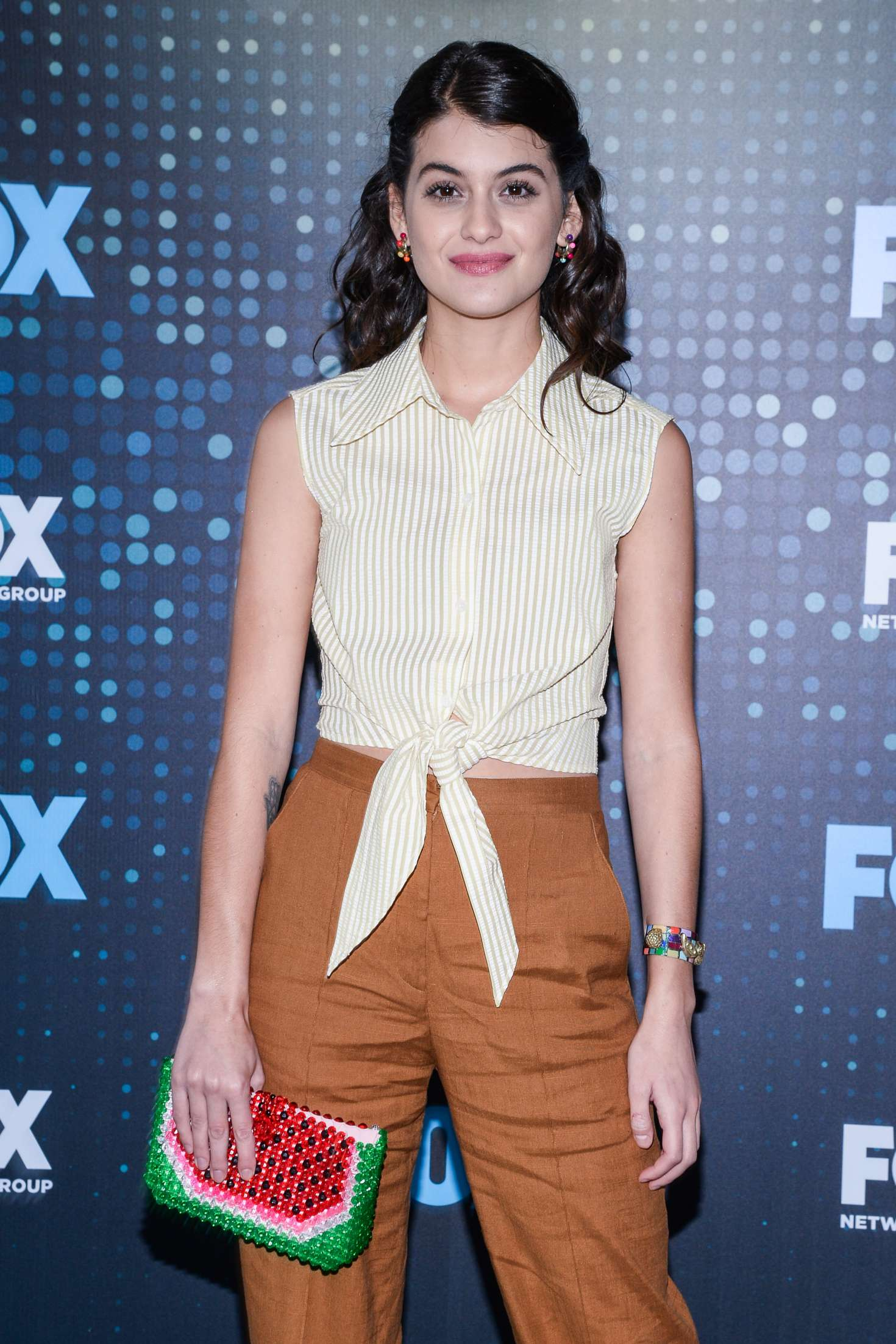 Sofia Black DElia 2017 FOX Upfront In NYC