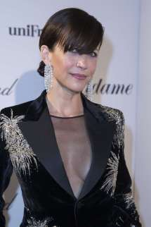 Sophie Marceau Cannes French Party