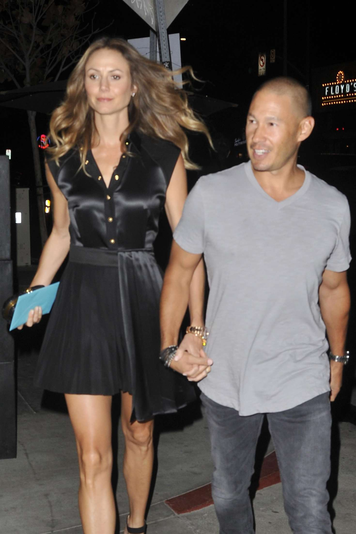 Stacy Keibler  Leaving the Dream Hotel in LA  GotCeleb