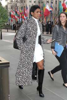 Tamron Hall Leaves Work In York Gotceleb
