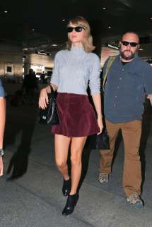 2015 Taylor Swift Short Skirt