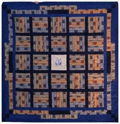 Old Glory Quilt 2017