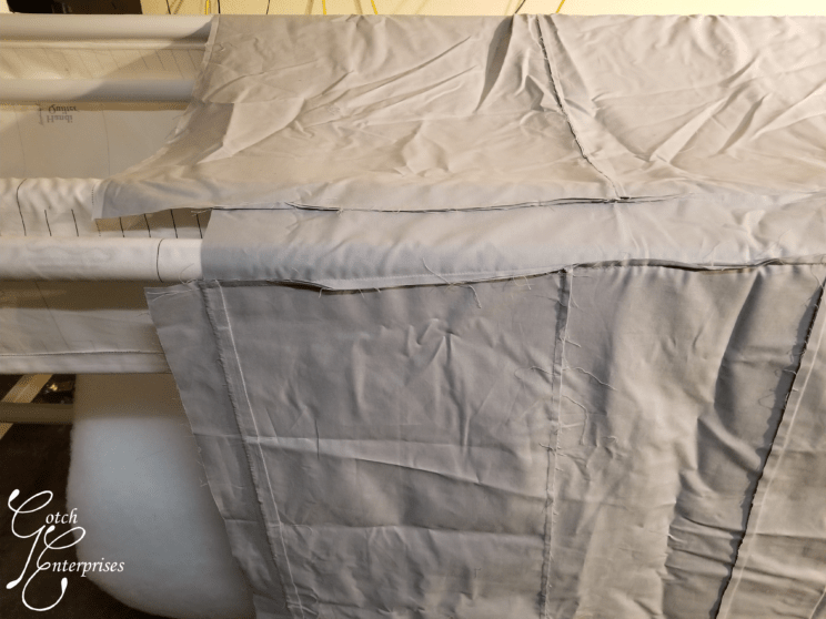 backing fabric mistakes