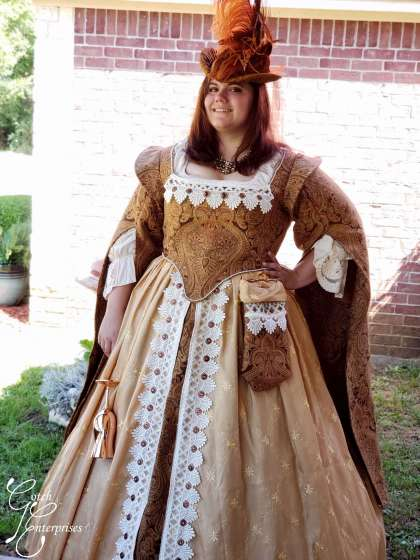 Renaissance Fair Gown