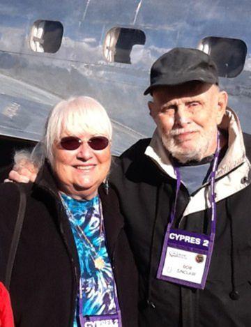 Donna Wardean & Bob Sinclair (RIP)