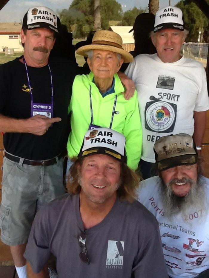 John, Brian, Don, Lyle  & George