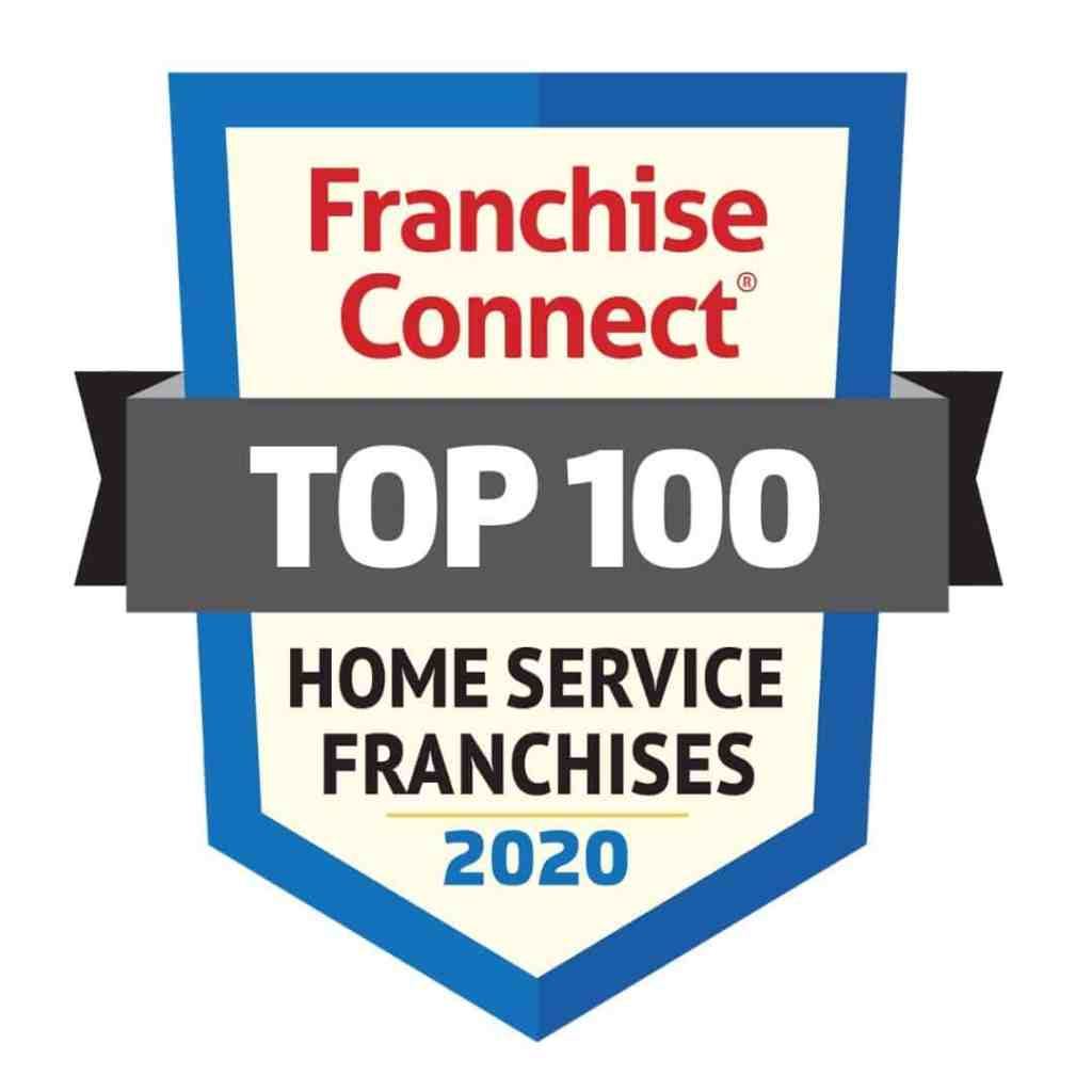 It is an honor to be ranked as one of the Top 100 Home Service Franchises!