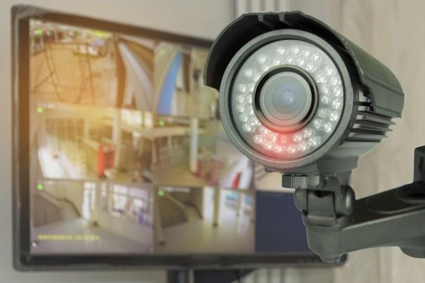 Security System CCTV system cameras