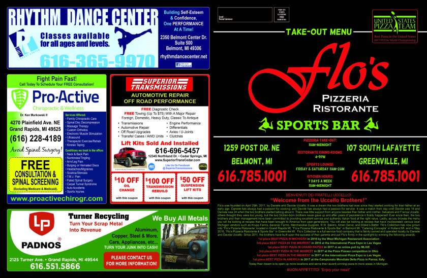 Flo's Pizzeria & Sports Bar