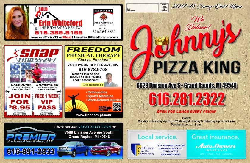 Johnny's Pizza King