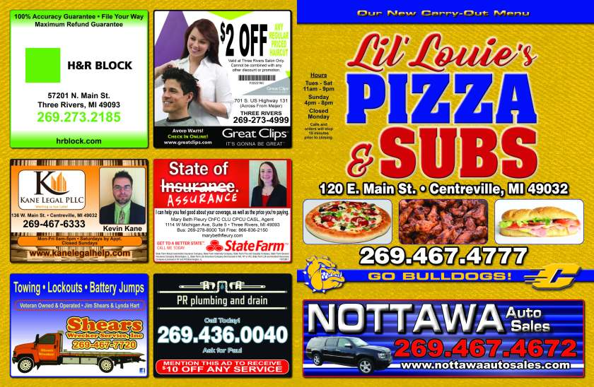 Lil' Louie's Pizza & Subs