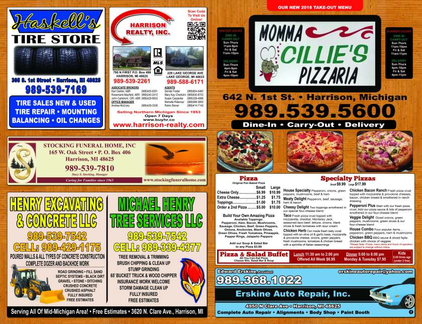Momma Cillie's Pizzaria
