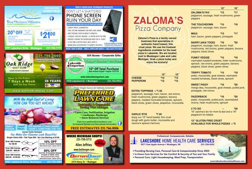 Zaloma's Pizza Company