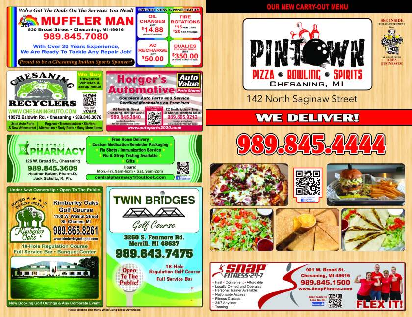 Pintown Pizza Spirits Bowling