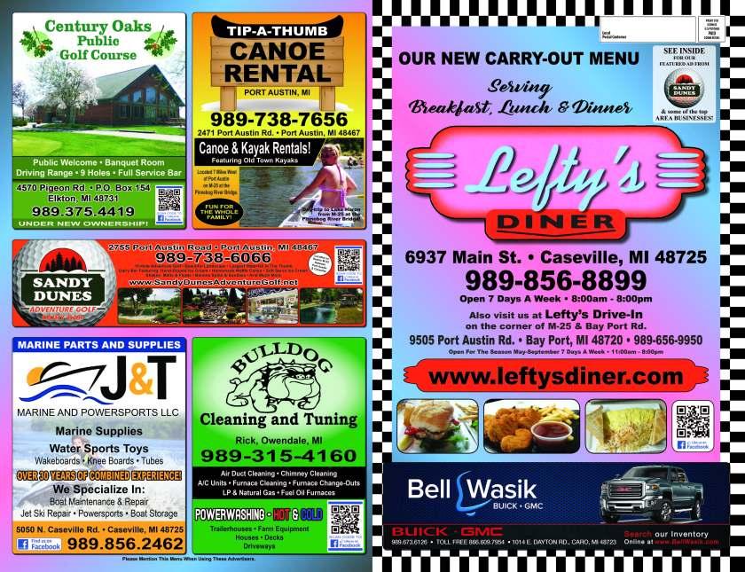 Leftys Diner