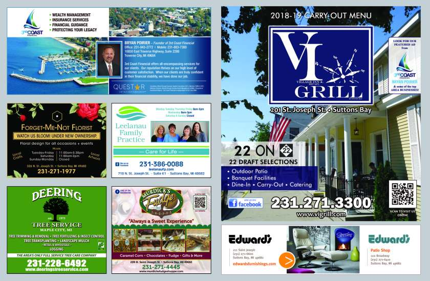 VI Grill - Suttons Bay