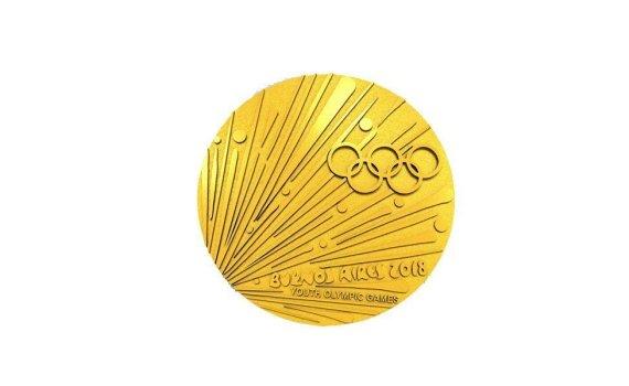 Buenos Aires Medal Design Winner