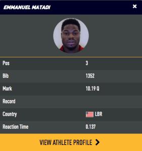 2019 IAAF World Championships