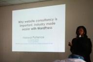 ip nekesa@ wordcamp kampala