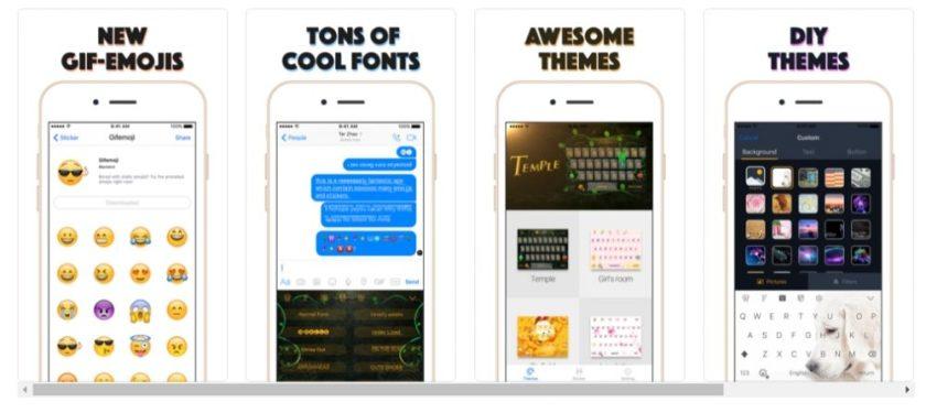 iphone emoji keyword