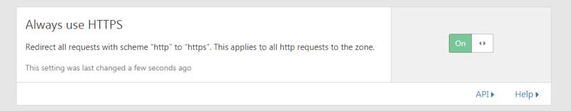 always https under crypto