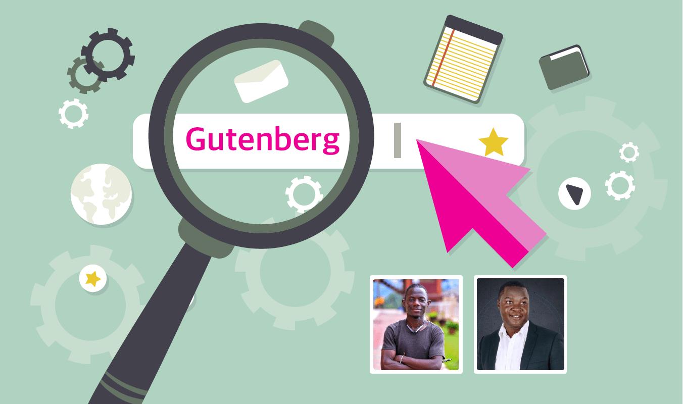 Gutenberg Interview cover