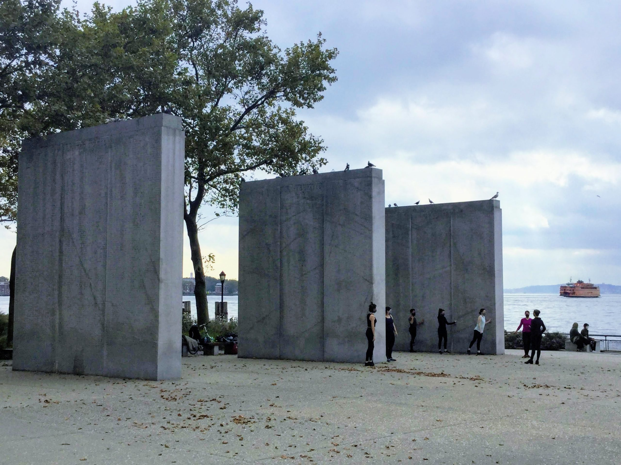 East Coast Monument