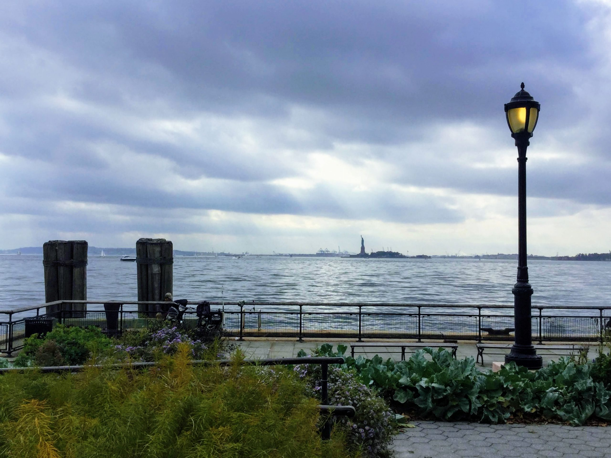 Statue of Liberty from Battery Park