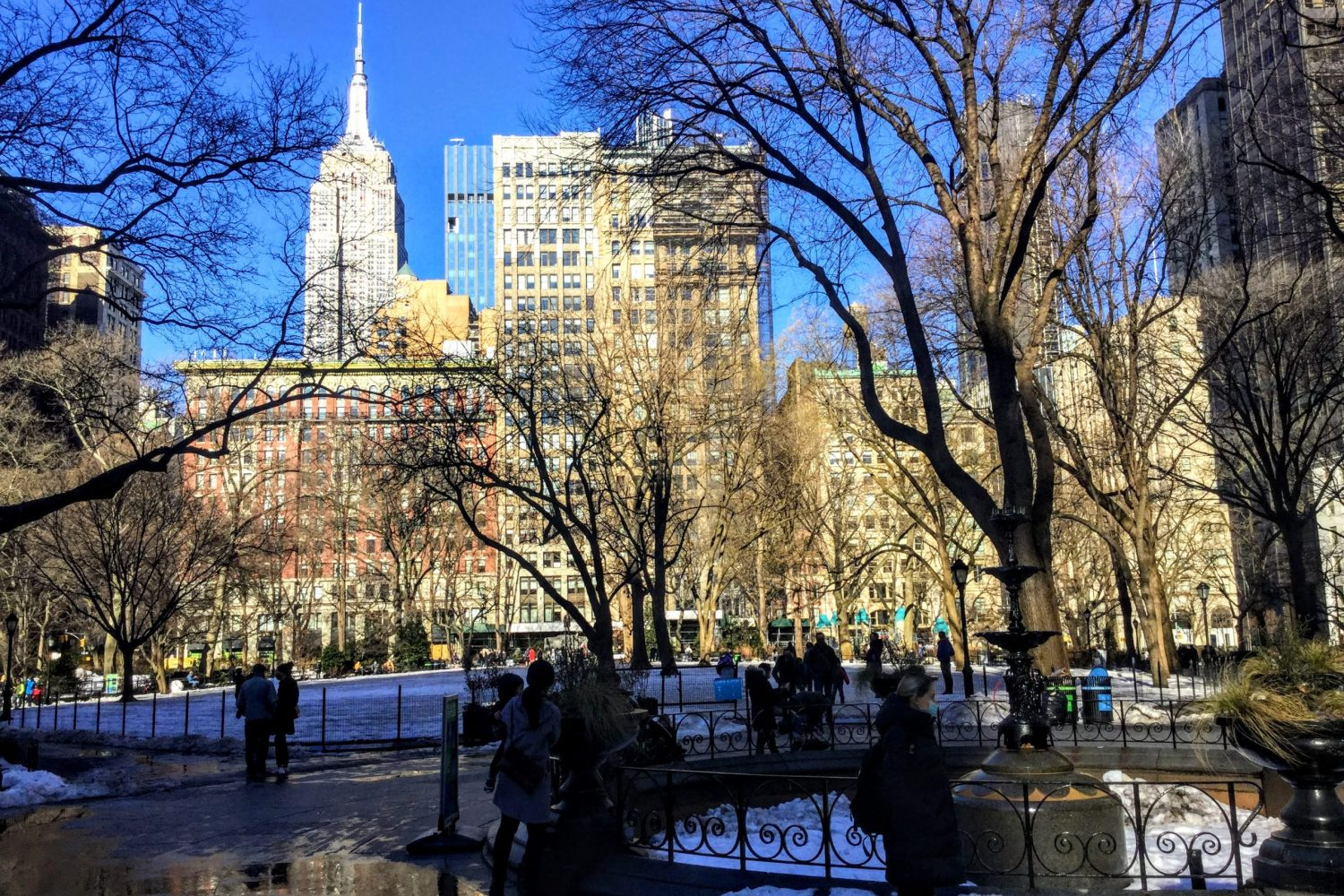 Walk With Me Madison Square