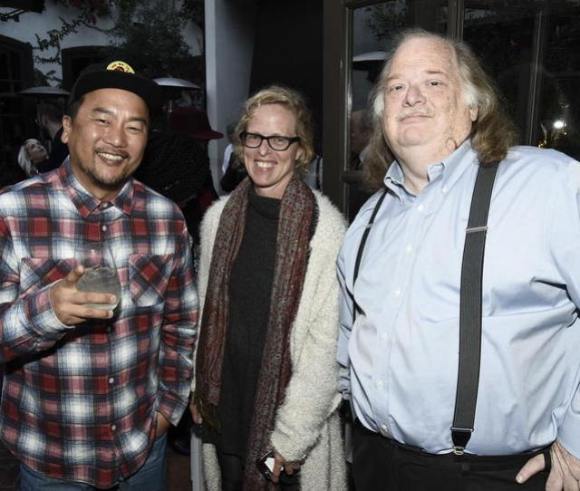 Chef Roy Choi Amy Scattergood Jonathan