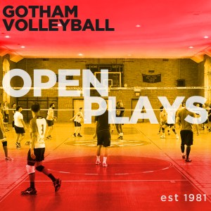 Open Play – Div 1-2 @ Bayard Rustin Education Complex