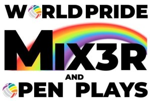 Pride Open Play (Advanced Level) @ Bayard Rustin Educational Complex | New York | New York | United States