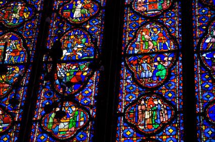 SainteChapelle  SainteChapelle information and pictures
