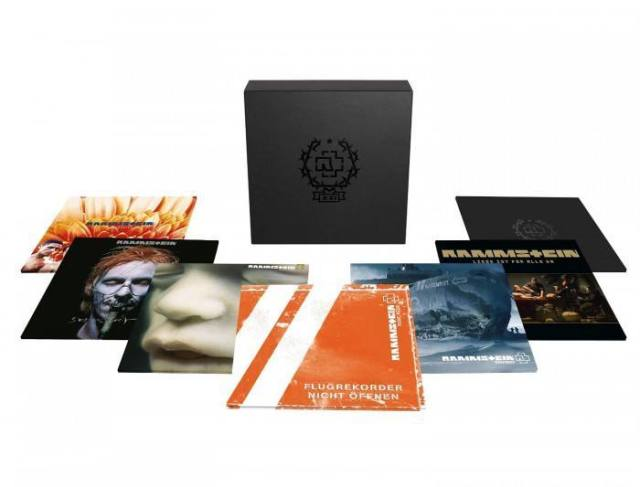 Rammstein - XXI - The Vinyl Box Set