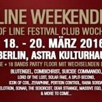 Out of Line Weekender 2016 – Konzertbericht vom Samstag