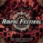 Amphi-Festival Sampler 2016 – Release 22.07.2016