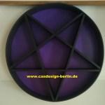 Pentagramm Regale von CAS Design