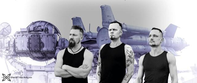 """Funker Vogt veröffentlichen mit dem neuen Sänger Chris L. das neue Album """"Code of Conduct"""""""
