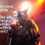 Massive Ego – Interview auf dem Wave & Gotik Treffen in Leipzig