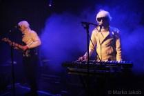 Drab Majesty Konzert im Bunker Dresden (c) 2018 Marko Jakob Pix666