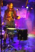 Bluebootle Jinx beim Veidtanz Festival 2018 (c) Marko Jakob