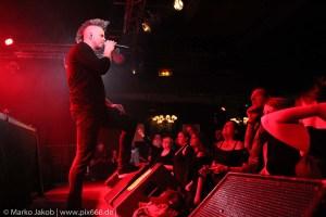 Faderhead live in Concert in Berlin 2.3.2018 (c) Marko Jakob