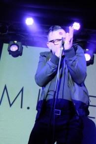 M.I.N.E. ist das neue Projekt des Camouflage Frontmanns Markus Meyn