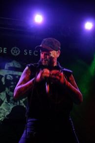 Orange Sector spielten zum 25 jährigen Bandjubiläum auf dem Sincity 2018