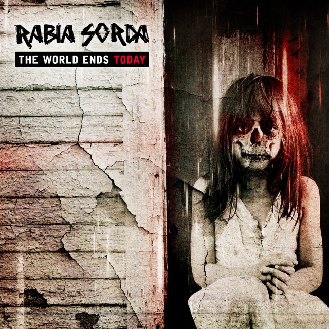 Rabia Sorda - The World Ends Today Release: 04.05.2018