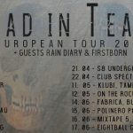 Konzert: Vlad In Tears Berlin, Badehaus 19.04.2018