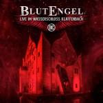 """Blutengel: Release """"Live im Wasserschloss Klaffenbach"""" (2CD, DVD, BR)"""