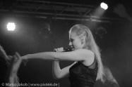 Leaves Eyes live in Berlin (c) 2018 Marko Jakob