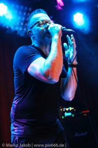 M.I.N.E spielten im Berliner Privatclub am 24.06.2018